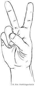 Hand.victory